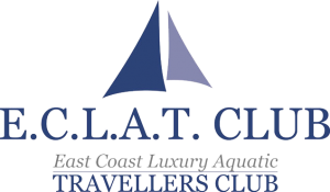 ECLAT is a group of high end marinas up the Australian East Coast supporter coastal cruisers