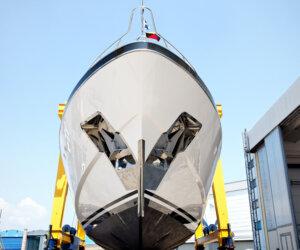 Luxury shipbuilding, ship repair